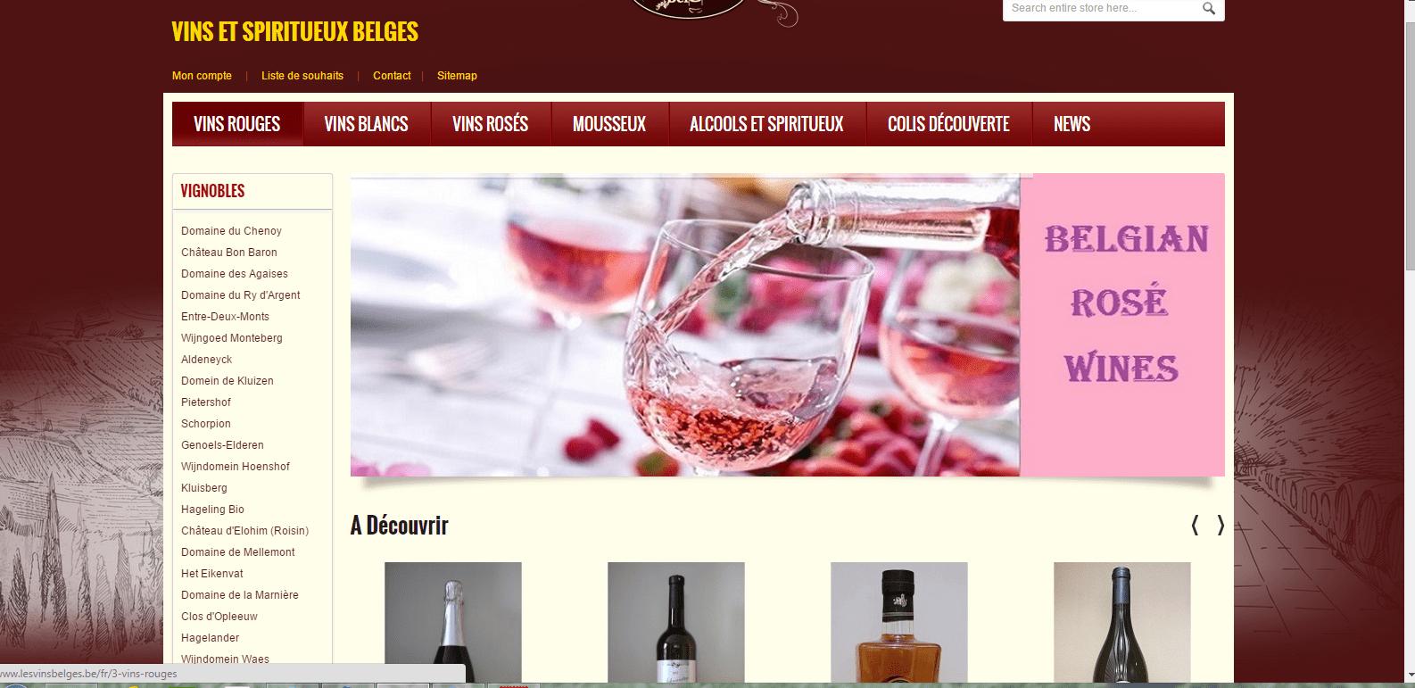 Les Vins Belges