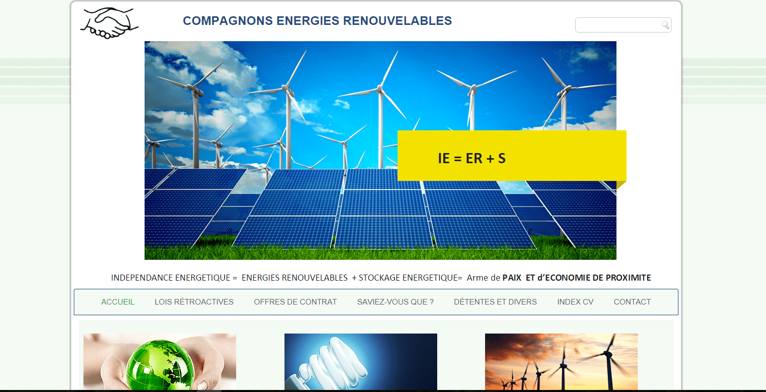 Compagnons Energies Renouvelables