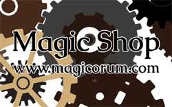 magicorum - boutique de magie