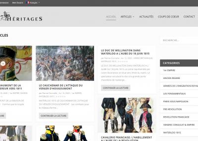 Héritages – Blog d'histoire militaire